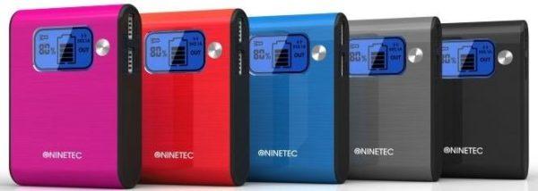 Ninetec NT565 10.000mAh PowerBank