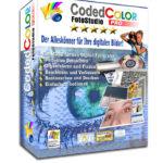 Gratis: CodedColor Bildbearbeitung