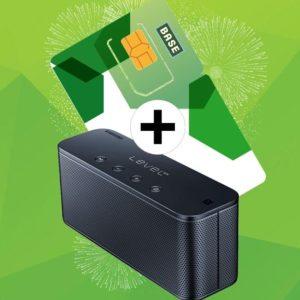 Letzte Chance! o2 Allnet-Flats + bis zu 4GB LTE + BT-Lautsprecher