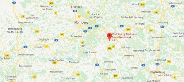 2018 02 27 16 10 57 Park Inn by Radisson Hotel Neumarkt Google Maps
