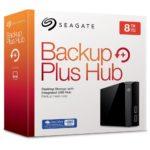 "Seagate Backup Plus Hub 6TB (3,5"" externe Festplatte, bis zu 190 MB/s)"