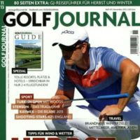 golf journal bild