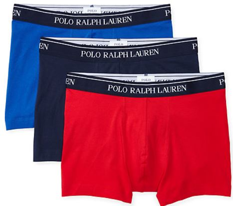 3er Pack Boxershorts Ralph Lauren Deutschland