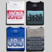 Jack and Jones T Shirts 3 fuer 22 Euro