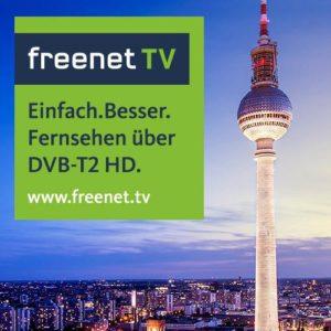 [TOP] Freenet TV für 5,75€ (ohne Laufzeit) + 25€ Amazon-Gutschein als Prämie