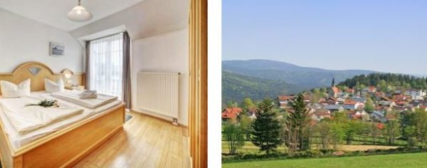 7 Tage Bayerischer Wald Villa Gutshof