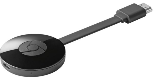 GOOGLE Chromecast Streaming Player