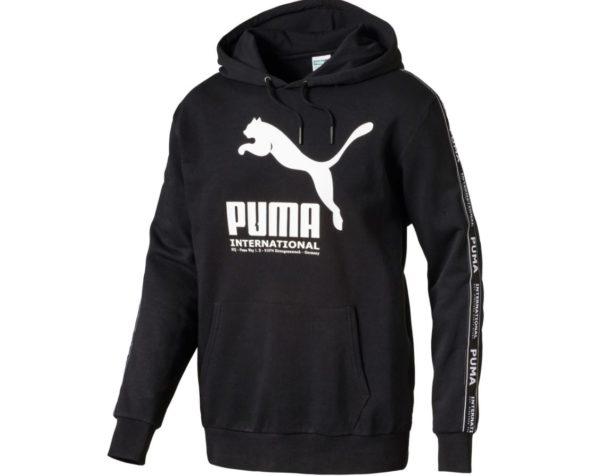 PUMA Herren Archive Hoodie   PUMA Sweatshirts Hoodies