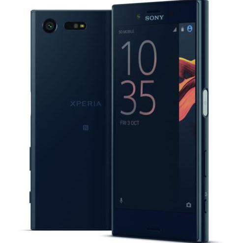 Sony Xperia X Compact schwarz