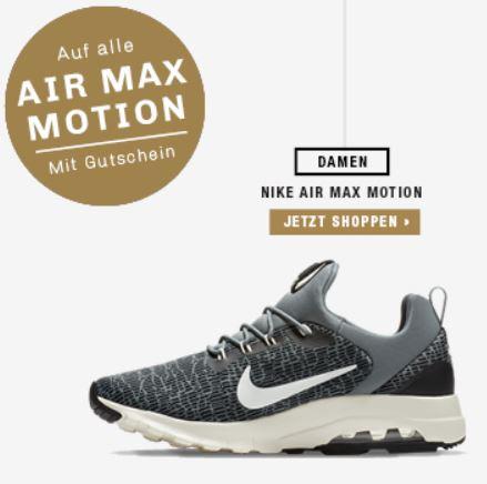 mysportswear 45 Euro Rabatt Nike Air Max Motion