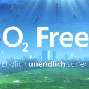 o2 free: Allnet-Flat + SMS-Flat + 1GB LTE (unbegrenzt weitersurfen)