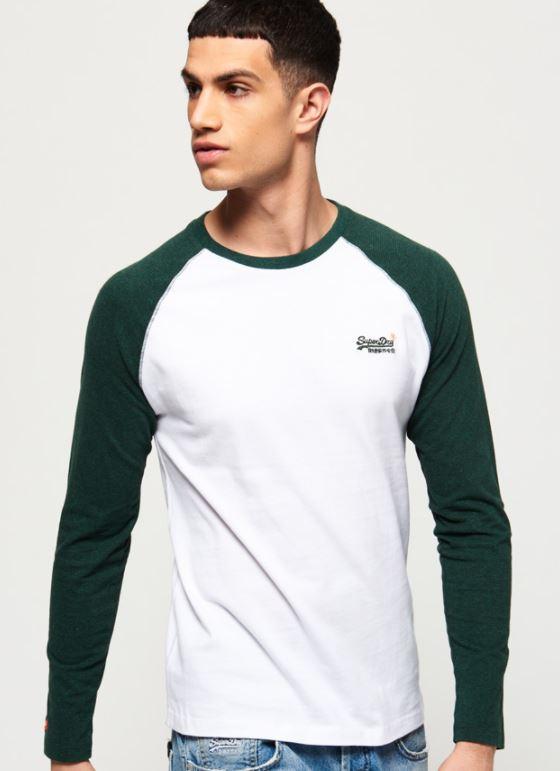 2018 03 21 13 32 40 Superdry Langarm Orange Label Baseball T Shirt Herren T Shirts