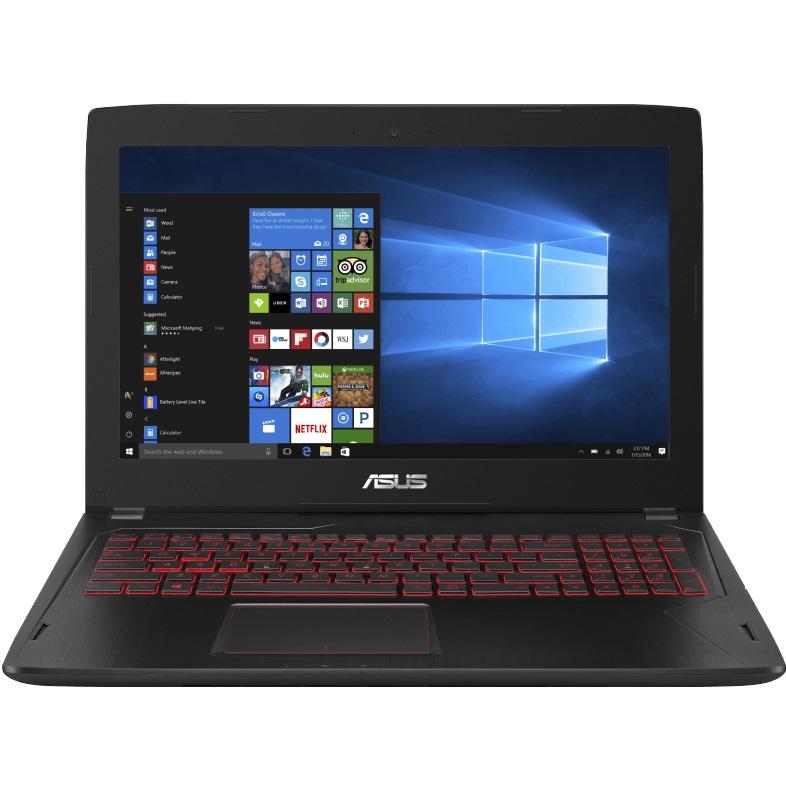 ASUS FX502VM DM112T Notebook mit 15.6 Zoll Display Core™ i5 Prozessor 8 GB RAM 256 GB SSD GeForce GTX 1060 Schwarz