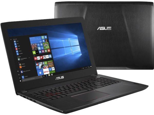 ASUS FX502VM DM112T Notebook mit 15.6 Zoll Display Core™ i5 Prozessor 8 GB RAM 256 GB SSD GeForce GTX 1060 Schwarz2