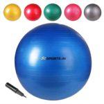 20% Rabatt auf Gymnastikball in versch. Farben