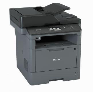 Brother DCP L5500DN Laser Multifunktionsdrucker s w Brother Laserdrucker 1