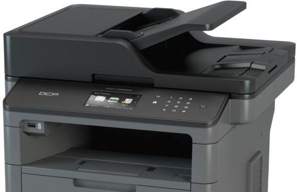 Brother DCP L5500DN Laser Multifunktionsdrucker s w Brother Laserdrucker x