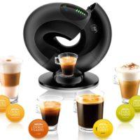 DeLonghi EDG 737.B Nescafe Dolce Gusto Eclipse Kaffeekapselmaschine