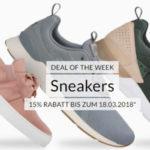 Engelhorn: 15% Gutschein auf Sneaker + 5€ NL-Gutschein, z.B. Nike Air Max