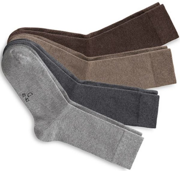 Socken mit Baumwolle Tchibo e1491910489452