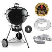 Weber Master Touch GBS 57 Special Edition Holzkohle Kugelgrill