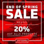 20% Rabatt auf fast Alles (Sneaker & Co)
