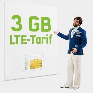 [TOP] o2: 100 Min + 100 SMS + 3GB LTE für nur 8,99€ mtl.