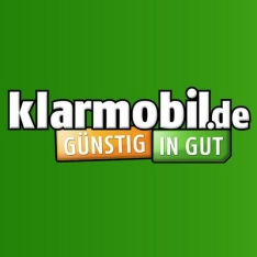 D1: Klarmobil Tarif mit 100 Min + 1GB UMTS für nur 4,95€ mtl.