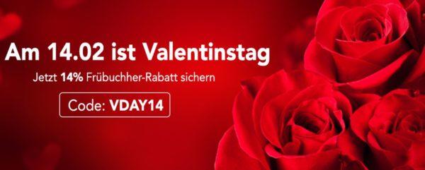 Blumeideal Valentinstag 14 Prozent Rabatt