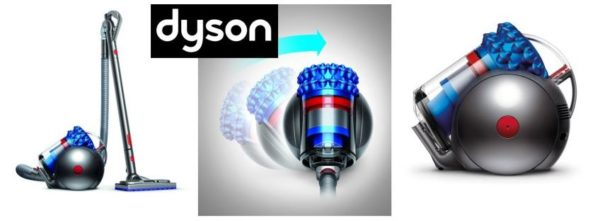 dyson cinetic big ball musclehead mytopdeals. Black Bedroom Furniture Sets. Home Design Ideas