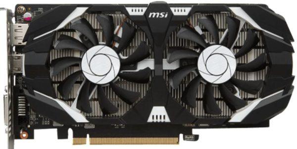 MSI Grafikkarte GeForce GTX 1050 OC 2GB V809 2286R PCI Express MediaMarkt