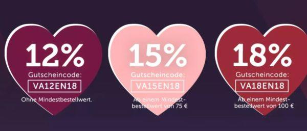 Vitafy Valentins Rabatte