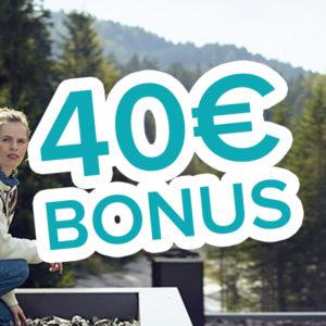 [Knaller] 40€ Amazon.de Gutschein für das kostenlose Consorsbank Tagesgeld (schufa-frei)