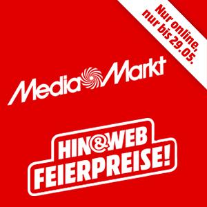 Media Markt Hin & Web - Jubiläums-Sale mit tollen Preisen