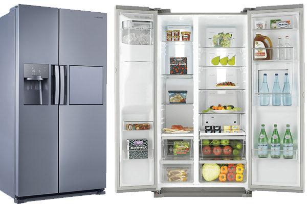 Side By Side Kühlschrank Deals : Bis zu u ac sofort rabatt auf kühlgeräte von samsung mytopdeals