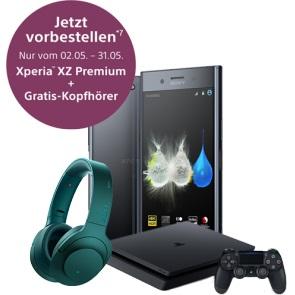[Knaller] D1: Magenta Mobil S/M/L + großes Sony Bundle Paket