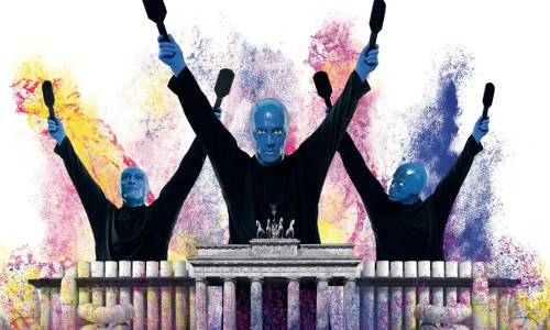 Blue Man Group Tickets bei Travelbird