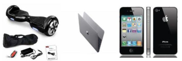 Hoverboard Apple iPhone Macbook