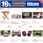 [Plus] 19% auf ausgewählte Möbel