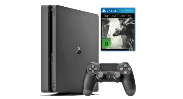 PS4 1Tb The Last Guardian