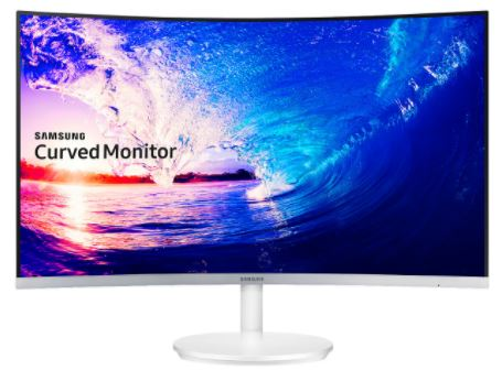 Samsung C27F581FDU Curved Monitor
