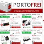 Kostenloser Versand bei Druckerzubehör.de