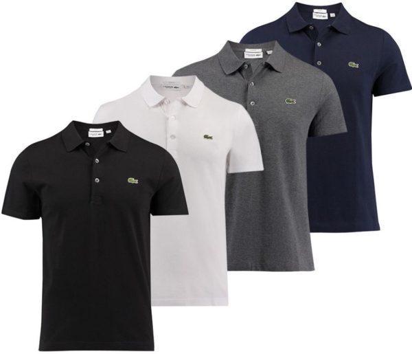 2018 05 17 12 56 08 Lacoste Herren Poloshirt T Shirt Slim Fit kurzarm