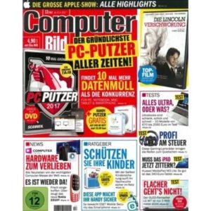 """26x """"Computer Bild mit DVD"""" für 136,50€ + bis zu 145€ (!) als Prämie"""