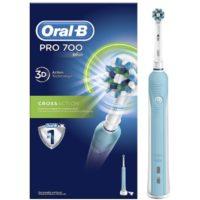 Oral B Pro700 Vitality elektronische Zahnbuerste mit Crossaction