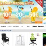Rabatt-Aktion bei Plus.de (10€, 20€ oder 50€ sparen)