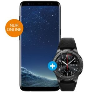 [TOP] D1: Allnet-Flat mit 2GB + Galaxy S8 + Gear S3 für 34,99€ mtl.