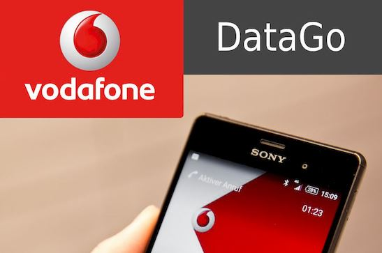 vodafone data go