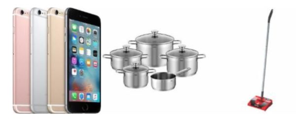 Apple iphone silit vileda
