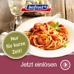 [Knaller] 30€ Neukunden-Gutschein bei bofrost (MBW: nur 40€)